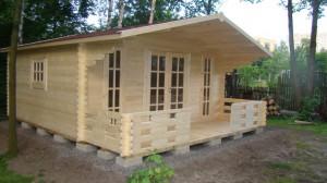 domki z bali, domki letniskowe, domki drewniane